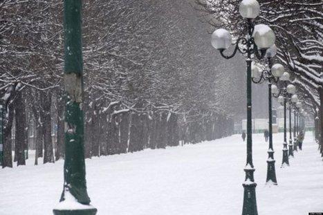 Photos de Paris sous la neige   Guide touristique Paris   Scoop.it