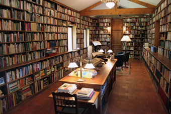La epopeya de la clausura. Las mil y una bibliotecas | Christopher Domínguez Michael | Libro blanco | Lecturas | Scoop.it
