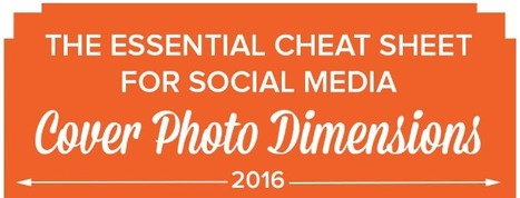 The Essential Cheat Sheet of Cover Photo Dimensions for Facebook, Twitter & More [Templates] | Public Relations & Social Media Insight | Scoop.it