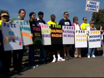 """Attorneys Walking From San Diego To Sacramento To Fight For """"Innocent""""Clients - CBS Los Angeles 