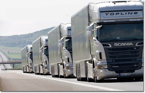 Driverless Trucks: 400 percent Price-Performance Gain | Chief Technologist Cloud Strategy | Scoop.it