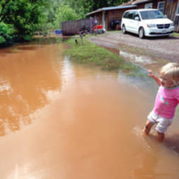 Northland commmunities examine financial toll of July flood | Risques naturels et technologiques infos | Scoop.it