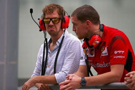 Sebastian Vettel almost QUIT Formula 1 after rule changes ended his four-year dominance | F 1 | Scoop.it