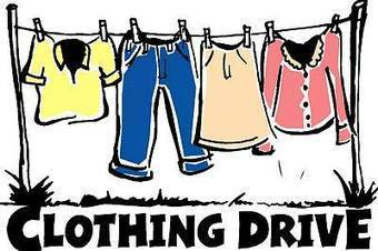 SHJC Collecting Food and Clothing for the Community | SHJC Heart Matters | Scoop.it