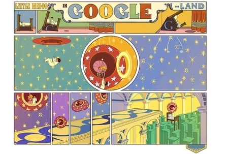 Winsor McCay y Little Nemo sueñan con Google | WEBOLUTION! | Scoop.it