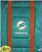 Miami Dolphins NFL Bedding - Sidelines Comforter | NFL Bedding Sets - Sportskids.com | Scoop.it