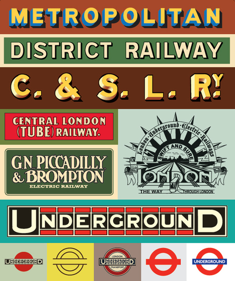 Tube150 - London Transport Museum | Cars and Road Safety | Scoop.it