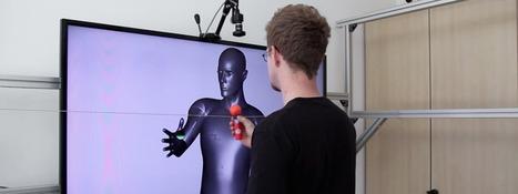 Soigner les troubles relationnels avec un avatar virtuel, entretien avec le Pr. Didier Stricker | Sante | Scoop.it