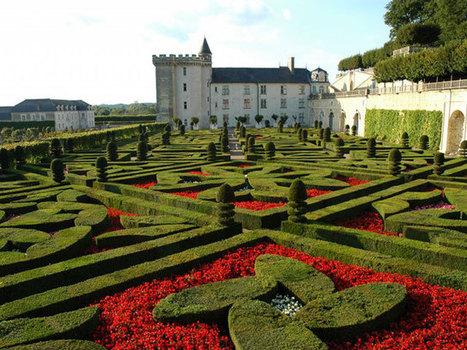 Des jardins séduisants en France - Canoë | tourisme de jardin | Scoop.it