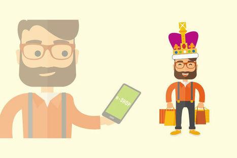 Pourquoi la personnalisation en e-commerce est importante [Infographie] | ENTREPRISE DIGITALE | Scoop.it