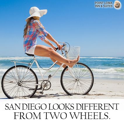San Diego's Top Bike Paths | Point Loma Inn & Suites | Scoop.it