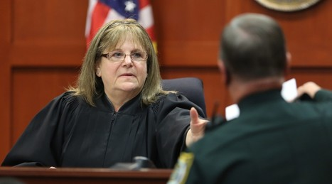 What You May Not Know About the Zimmerman Verdict: The Evolution of a Jury Instruction   Law and more   Scoop.it