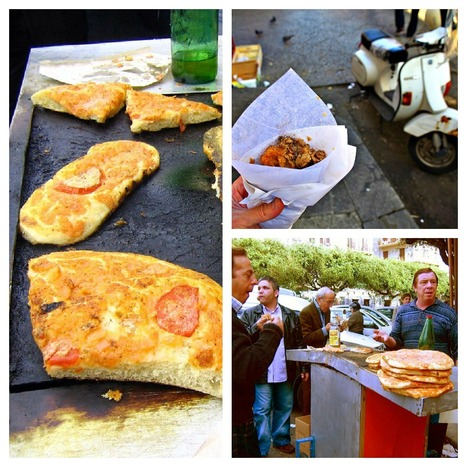 Palermo one of 7 Places to Travel for Food in 2013   Italia Mia   Scoop.it