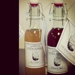 Wild and Cultured: Fermented Beverages - Rooted Nutrition Vancouver   Kombucha News   Scoop.it