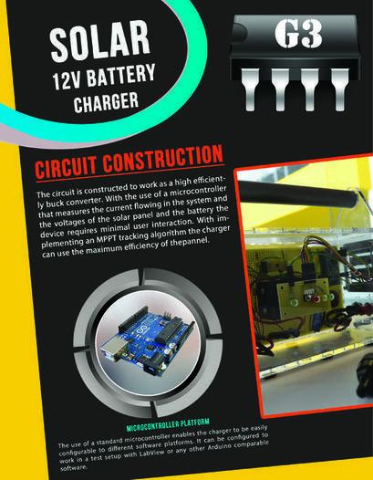 Arduino powered Solar Battery Charger | Arduino, Netduino, Rasperry Pi! | Scoop.it