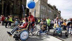 Trescientas personas marchan sobre ruedas con Aspace | Asesor en Accesibilidad | Scoop.it