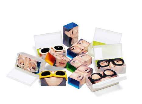 Grafik: Plastic : glasses with strong identity | Identité visuelle | Scoop.it