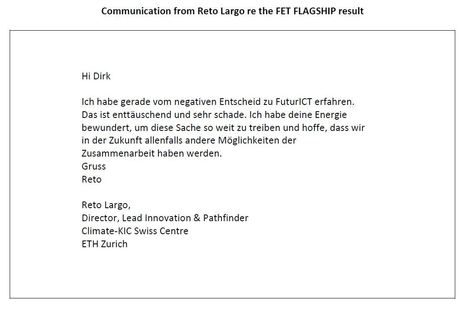 Reto Largo: Climate - KIC Swiss Centre | FuturICT In the News | Scoop.it