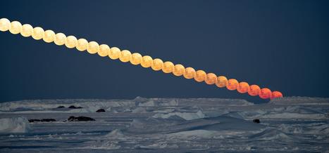 Un an en Terre Adélie #antarctique #TAAF #lune   Arctique et Antarctique   Scoop.it