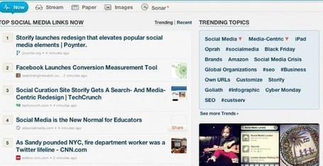 4 Great Tools for Searching Social Media | Razor Social | Public Relations & Social Media Insight | Scoop.it