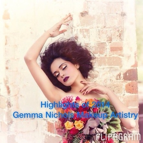 Highlights of 2014<br/>Gemma Nichols Makeup Artistry - Flipagram with music by Kaskade - It's You, It's Me   Fashion, Beauty &amp; Flowers   Scoop.it
