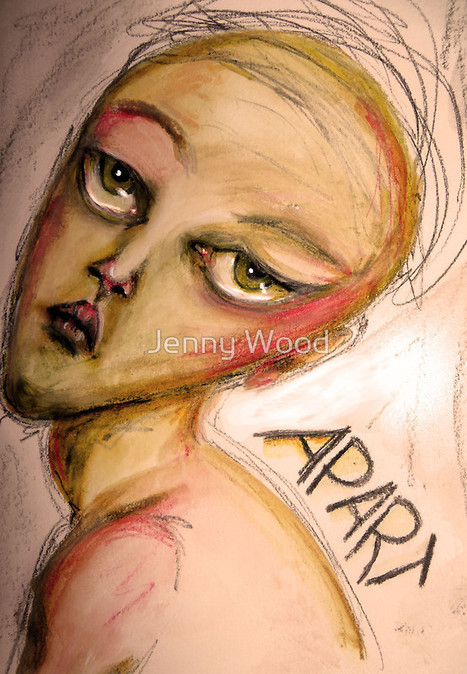 'Apart' by Jenny Wood | My masterpieces | Scoop.it