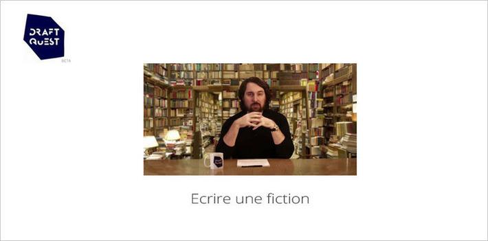 Le MOOC Ecrire une oeuvre de fiction est de retour. Inscrivez-vous vite ! Début le 7 mars | MOOC Francophone | Scoop.it