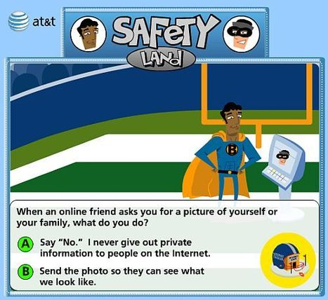 Top 7 Websites to Teach Kids About Internet Safety | Internet Safety | Scoop.it