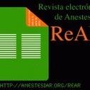 Revista electrónica de AnestesiaR | AnestesiaR | anestesia | Scoop.it