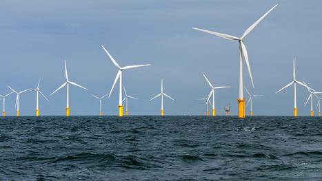 L'éolien offshore continue à se renforcer en Europe | Eolien-Energies-marines | Scoop.it