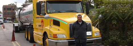 Juarez CDL Training | Truck Driver Infographics | Scoop.it