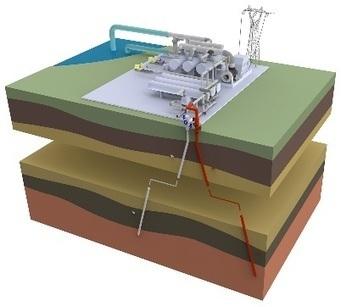 Enertime fournira sa technologie ORC au projet de centrale électrique géothermique FONGEOSEC de 5,5 MW | Enertime | Heat energy recovery technology | Scoop.it