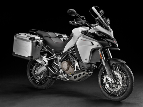 Multistrada 1200 Enduro: the wild side of Ducati | Motorcycle Industry News | Scoop.it