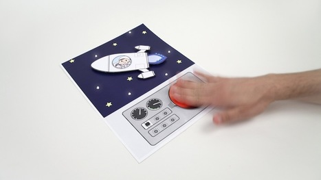 Paper Generators: Harvesting Energy from Touching, Rubbing and Sliding | Creative Communication News | Scoop.it