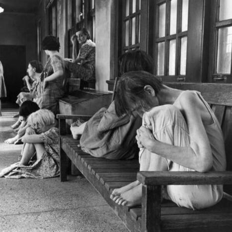 Insane Asylum Patients   James Ireland   Scoop.it