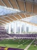 Scout.com: Vikings stadium to accommodate baseball | Sports Facility Mgmt | Scoop.it
