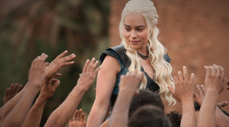 Game of Thrones : reine des expériences digitales ? | TV - WEB | Scoop.it