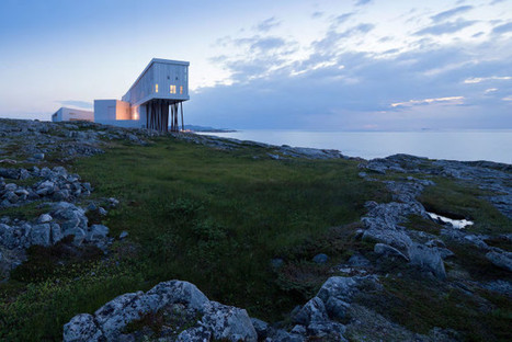 The Hotel at the end of the Earth by Saunders Architecture | retail and design | Scoop.it