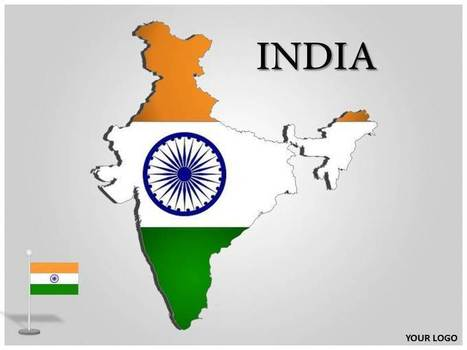 Download Editable Powerpoint Maps of India | PowerPoint Maps | Scoop.it
