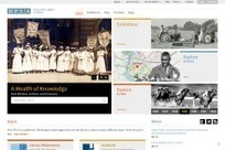 Check out Digital Public Library of America on TIME's 50 Best Websites list | digital divide information | Scoop.it