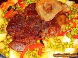 Rasol de vita cu legume la cuptor | Food and recipes | Scoop.it