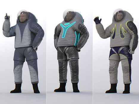Designing fashion-forward spacesuits - Philly.com | Wearable Tech | Scoop.it