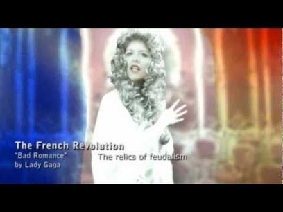 "The French Revolution (""Bad Romance"" by Lady Gaga) - YouTube 