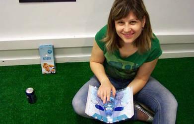 Una joven desarrolla un enfriador para latas y botellas sin electricidad ni hielo   Apuntes Digitales   Scoop.it