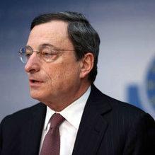 Bce, tassi fermi e nessuna nuova misura. Draghi: i dati confermano ripresa moderata | www.gestionecapitali.com | Scoop.it