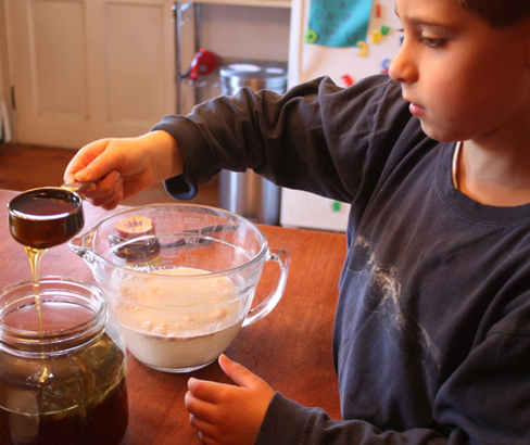 Teaching kids to bake-the whys and hows