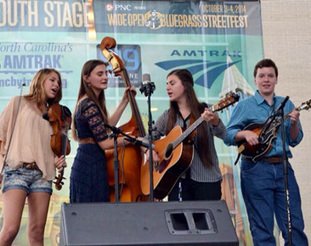 Kids on Bluegrass headed for France   Acoustic Guitars and Bluegrass   Scoop.it