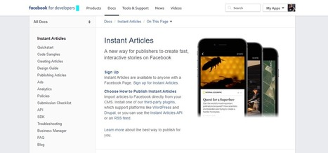 Publishers fearing Facebook dependency: fight for your future, reinvent RSS. | RSS Circus : veille stratégique, intelligence économique, curation, publication, Web 2.0 | Scoop.it