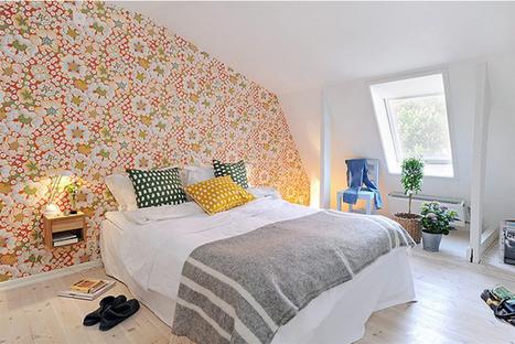 Bedroom wallpaper ideas » Adorable Home | Bedroom Wallpaper | Scoop.it