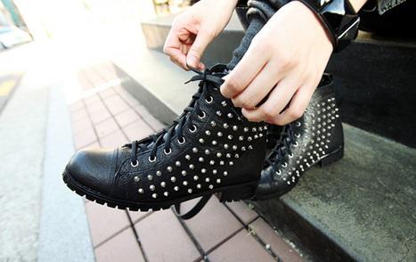 Sốt với bộ sưu tập giày cao cổ nữ 2014 | Giày tăng chiều cao Linhkent | Scoop.it